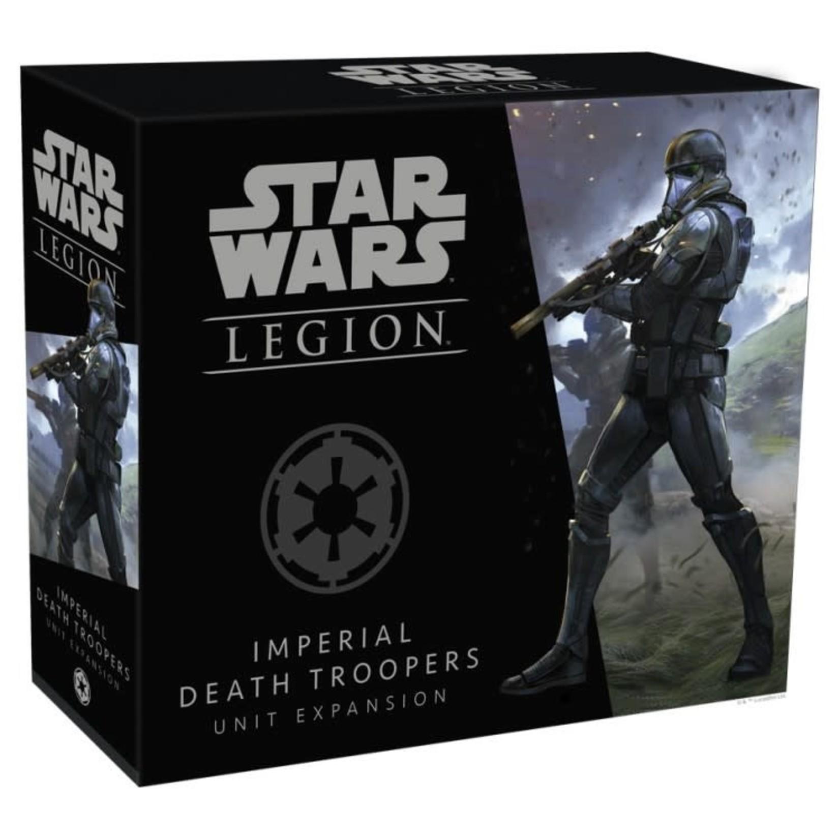 Fantasy Flight Games Star Wars: Legion - Imperial Death Troopers Expansion