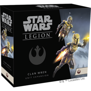 Fantasy Flight Games Star Wars: Legion - Clan Wren