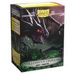 Arcane Tinman Dragon Shields: Matte Art Sleeves - Halloween (100)