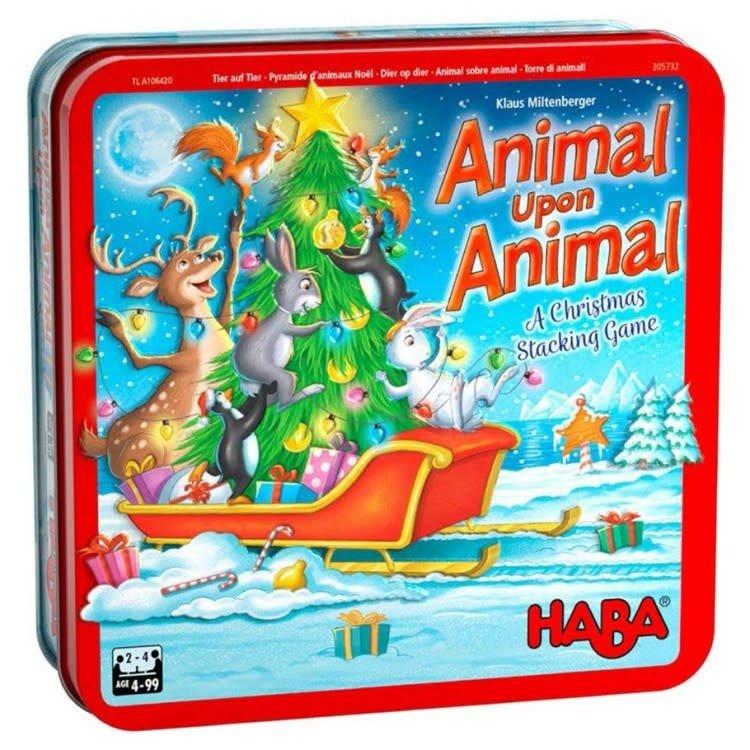 Haba Animal upon Animal: Christmas