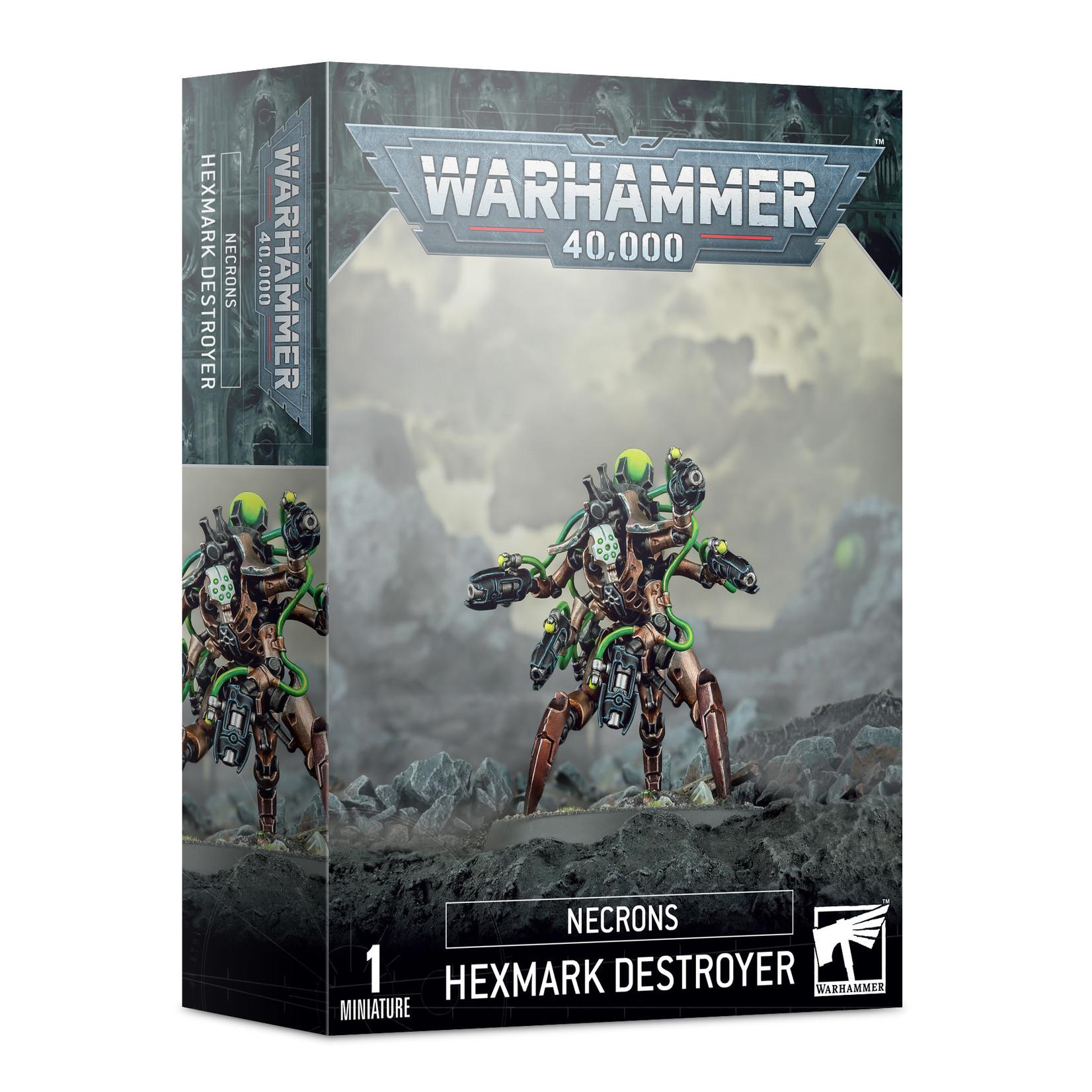 Games Workshop Warhammer 40k: Hexmark Destroyer