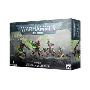 Games Workshop Warhammer 40k: Necrons - Skorpekh Destroyers