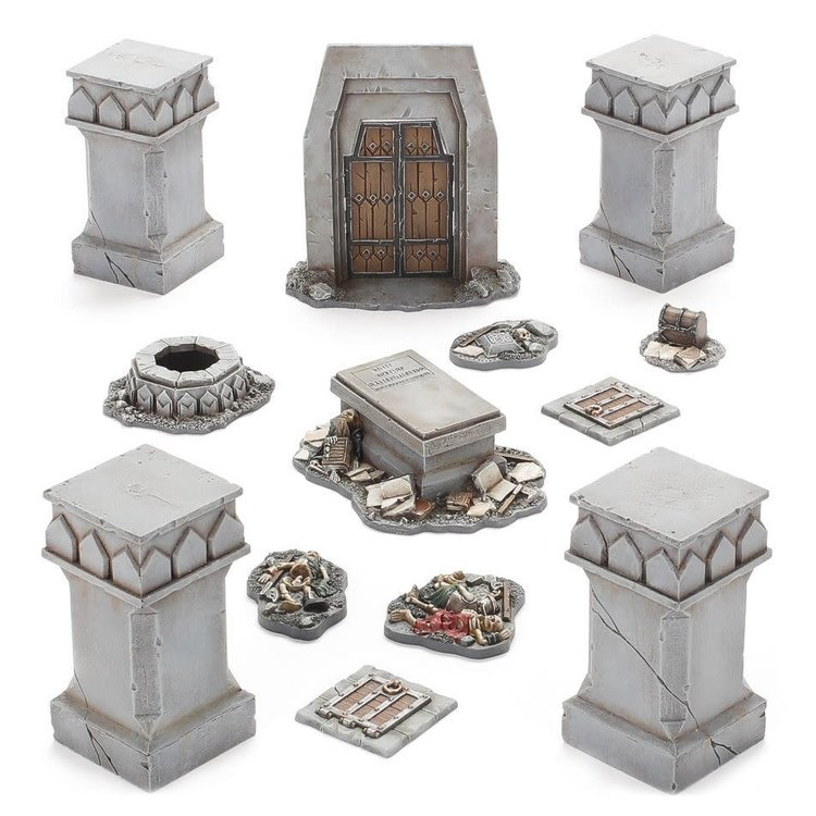Games Workshop Middle Earth Strategy Battle Game: Mines of Moria