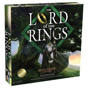 Fantasy Flight Games Lord of the Rings Board Game : Anniversary Edition