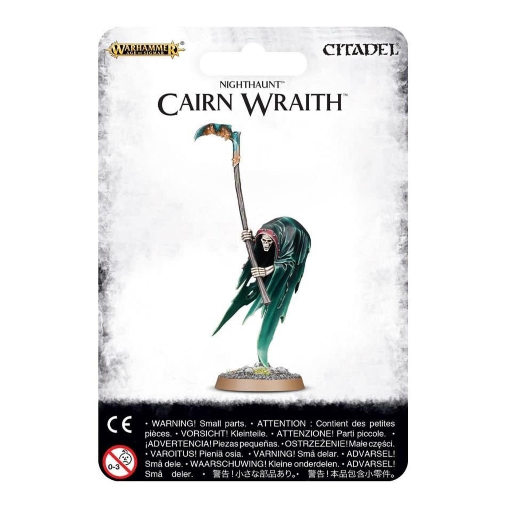 Games Workshop Warhammer Age of Sigmar: Cairn Wraith