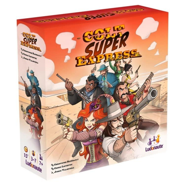 Asmodee Editions Colt Super Express