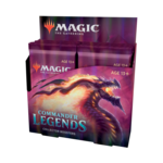 Wizards of the Coast Magic the Gathering: Commander Legends - Collectors Booster Box