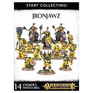 Games Workshop Warhammer Age of Sigmar: Start Collecting! Ironjawz