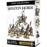 Games Workshop Warhammer Age of Sigmar: Start Collecting! Skeleton Horde