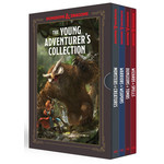 Penguin Random House Dungeons and Dragons: Young Adventurer's Collection