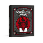 Random House Dungeons and Dragons: The Worldbuilder's Journal of Legendary Adventures
