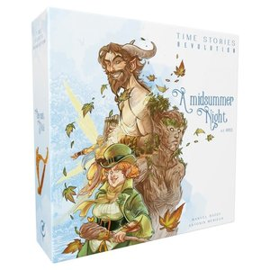 Asmodee Editions Time Stories Revolution: A Midsummer Night
