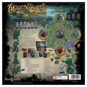 Asmodee Editions MourneQuest