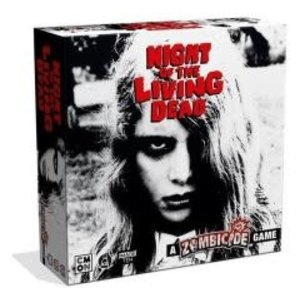 CMON Zombicide: Night of the Living Dead (Kickstarter Edition)