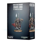 Games Workshop Warhammer 40k:  Chaos Sorcerer Lord in Terminator Armour