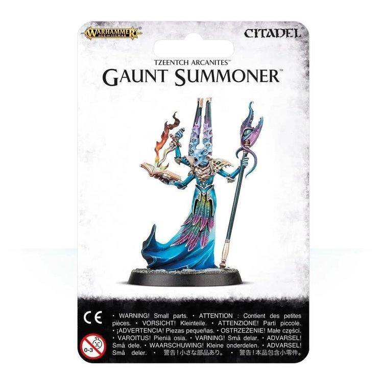 Games Workshop Warhammer Age of Sigmar: Gaunt Summoner