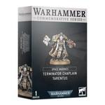 Games Workshop Warhammer 40k: Space Marines - Terminator Chaplain Tarentus