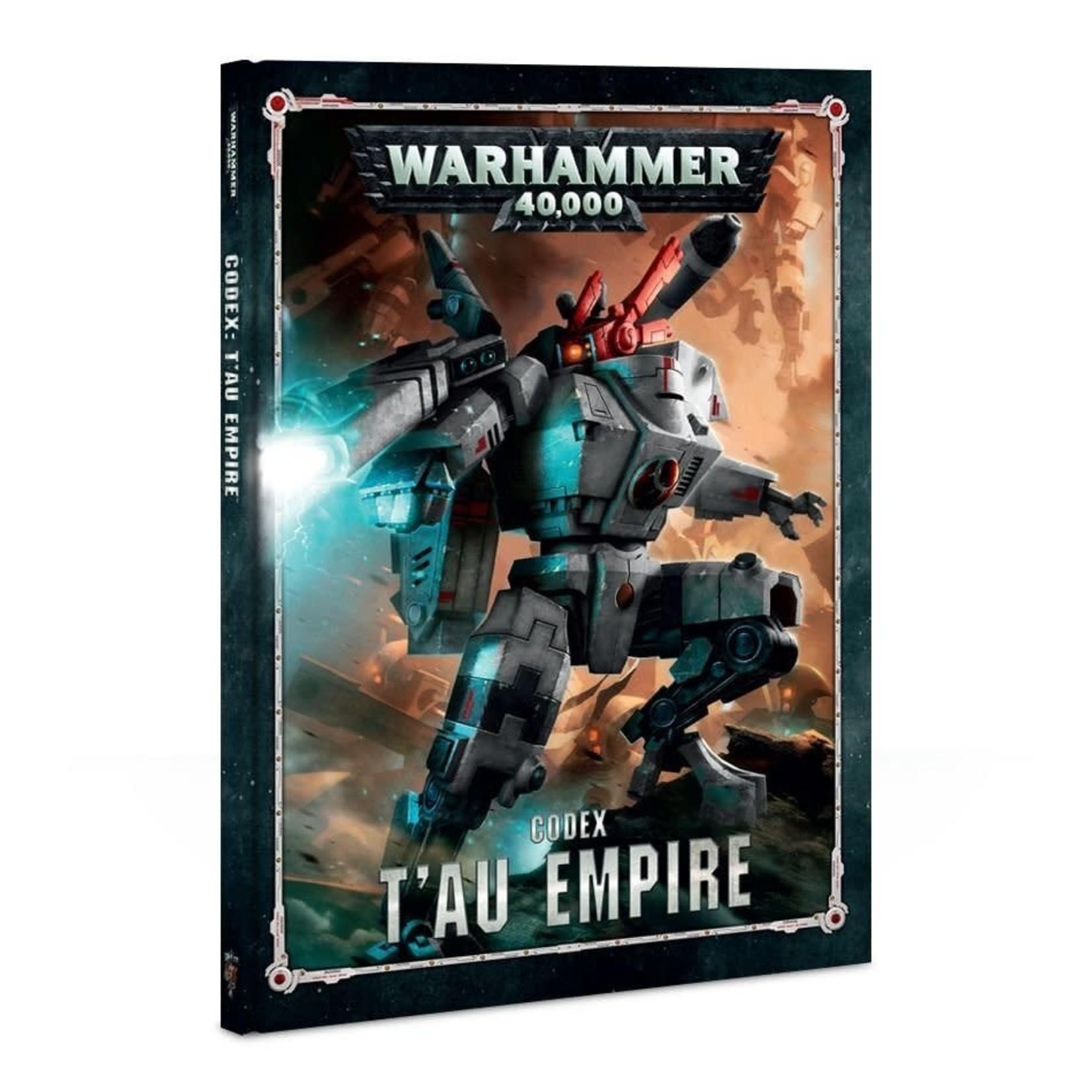Games Workshop Warhammer 40k: T'au Empire - Codex