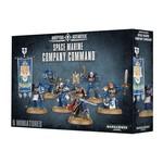 Games Workshop Warhammer 40k: Space Marines - Company Command