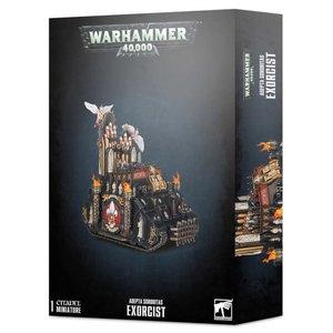 Games Workshop Warhammer 40k: Adepta Sororitas - Exorcist
