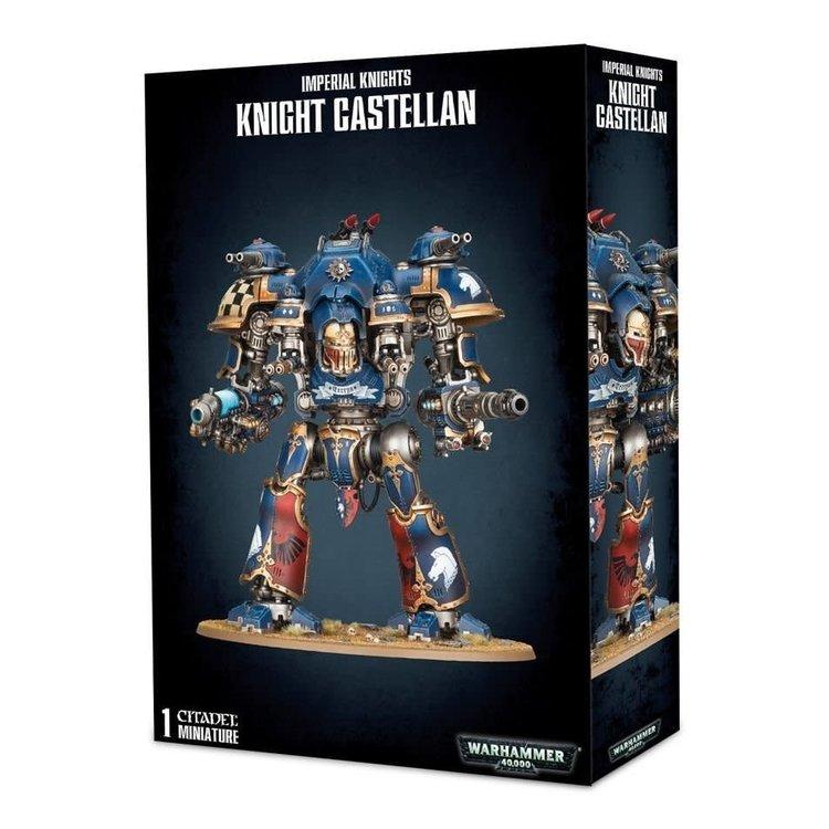 Games Workshop Warhammer 40k: Imperial Knights - Knight Castellan