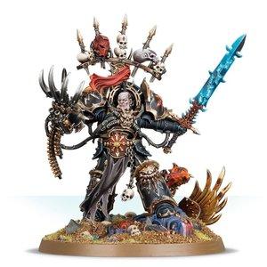 Games Workshop Warhammer 40k: Chaos Space Marines - Abaddon the Despoiler