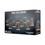 Games Workshop Warhammer 40k: Chaos Space Marines- Chaos Space Marines