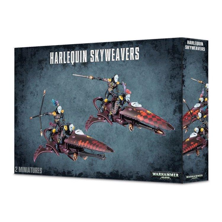 Games Workshop Warhammer 40k: Harlequin - Skyweavers