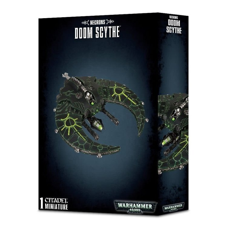 Games Workshop Warhammer 40k: Necrons - Doom Scythe
