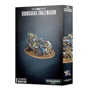 Games Workshop Warhammer 40k: Orks - Boomdakka Snazzwagon
