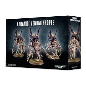 Games Workshop Warhammer 40k: Tyranids - Venomthropes/Zoanthropes/Neurothropes