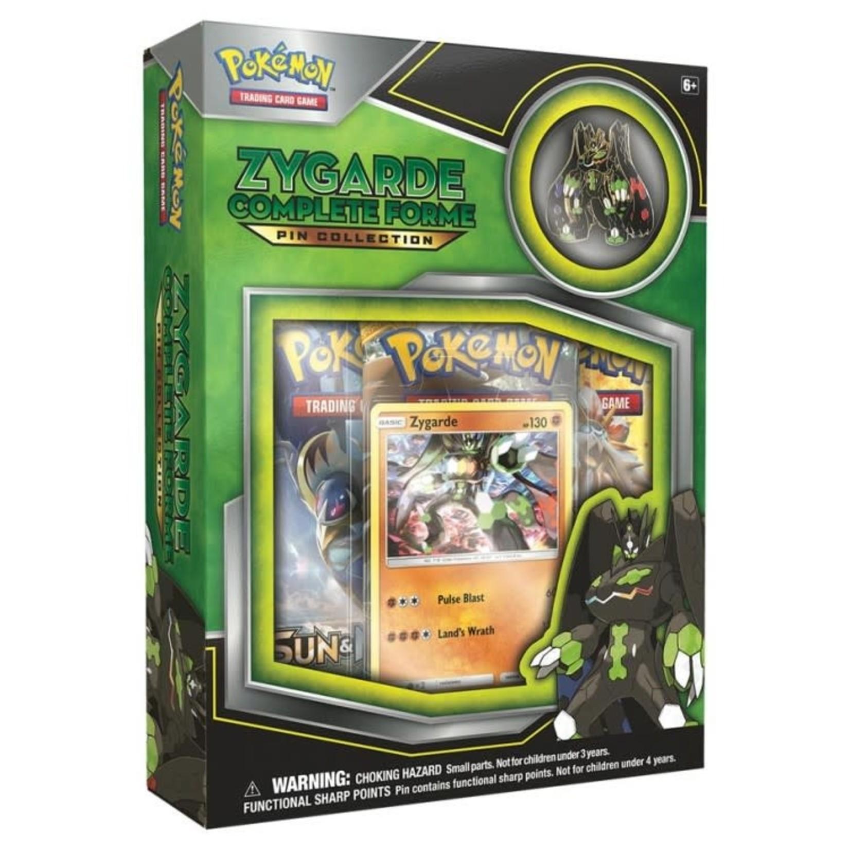 Pokemon International Pokemon Trading Card Game: Zygarde Complete Collection Box