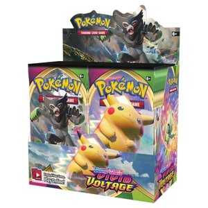 Pokemon International Pokemon Trading Card Game: Vivid Voltage Booster Box