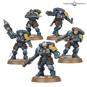 Games Workshop Warhammer 40k: Space Wolves - Hounds of Morkai