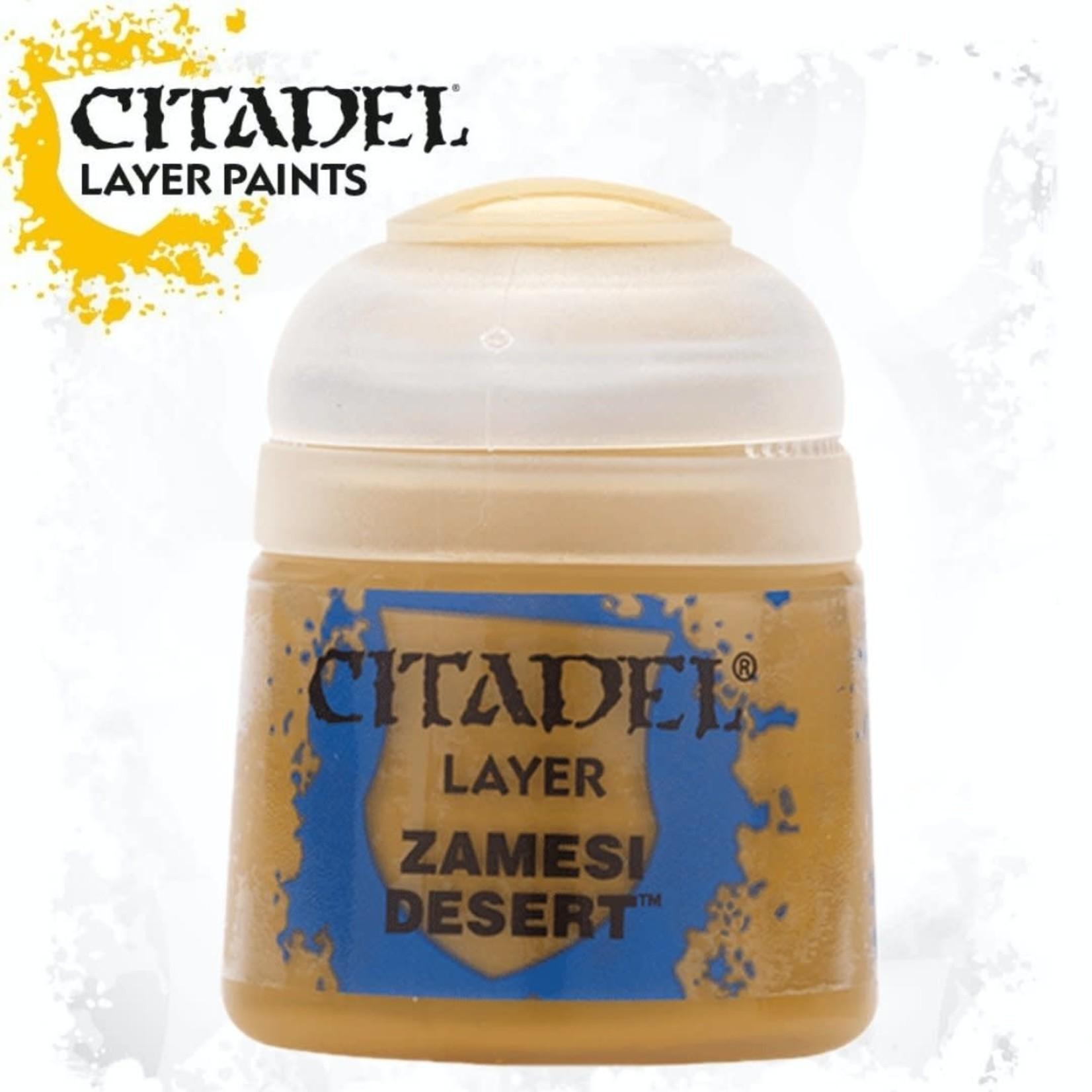 Citadel Citadel Paint - Layer: Zamesi Desert