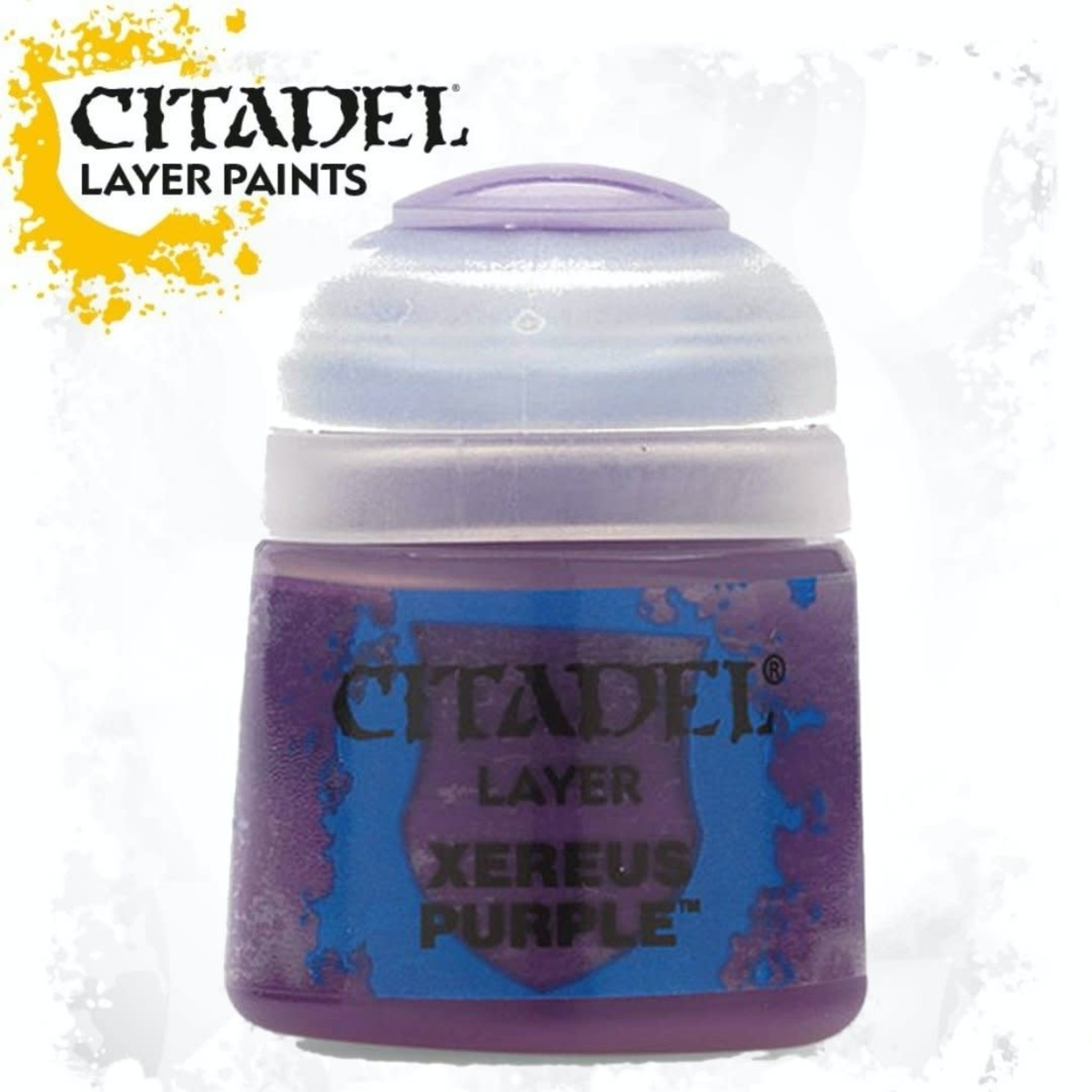 Citadel Citadel Paint - Layer: Xereus Purple