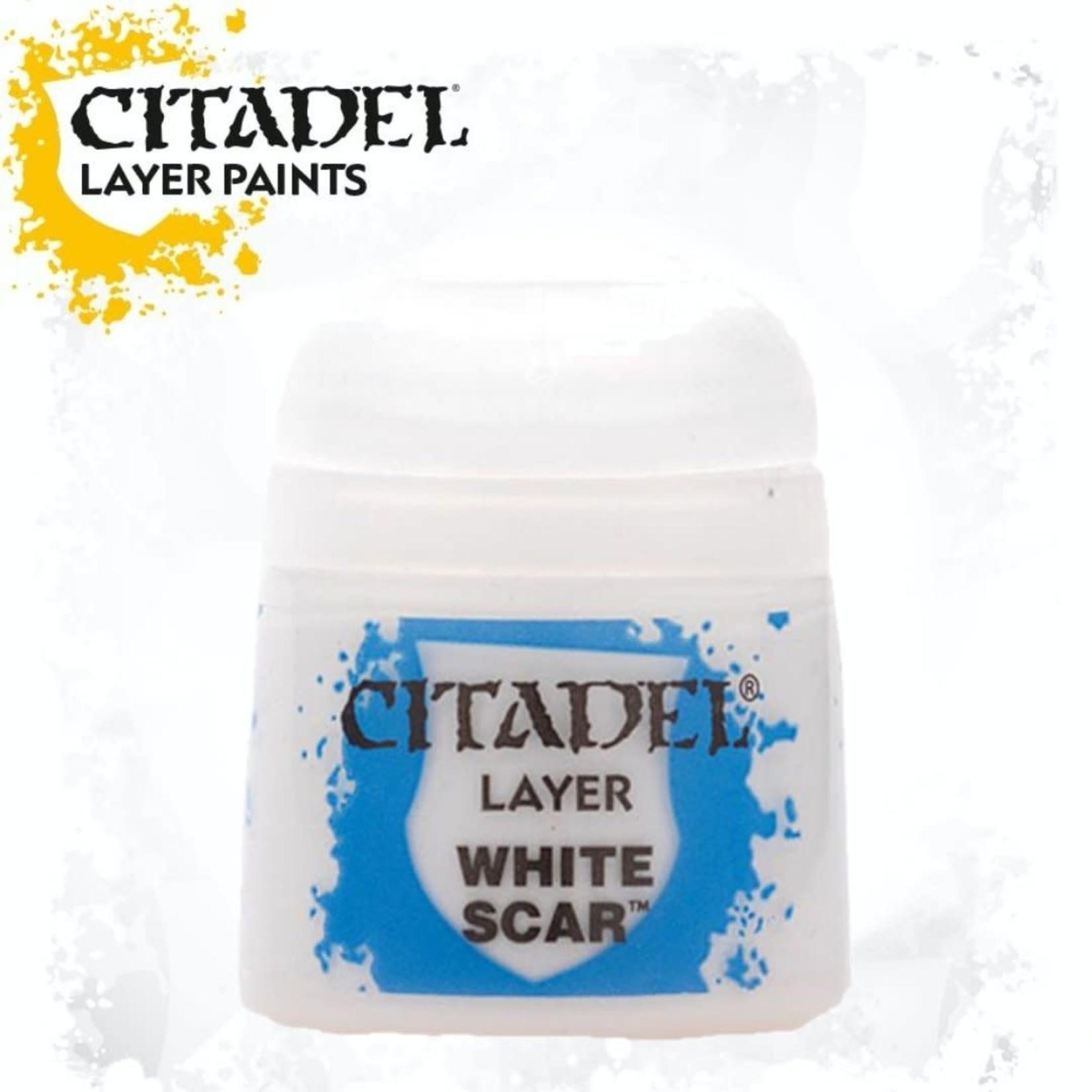 Citadel Citadel Paint - Layer: White Scar
