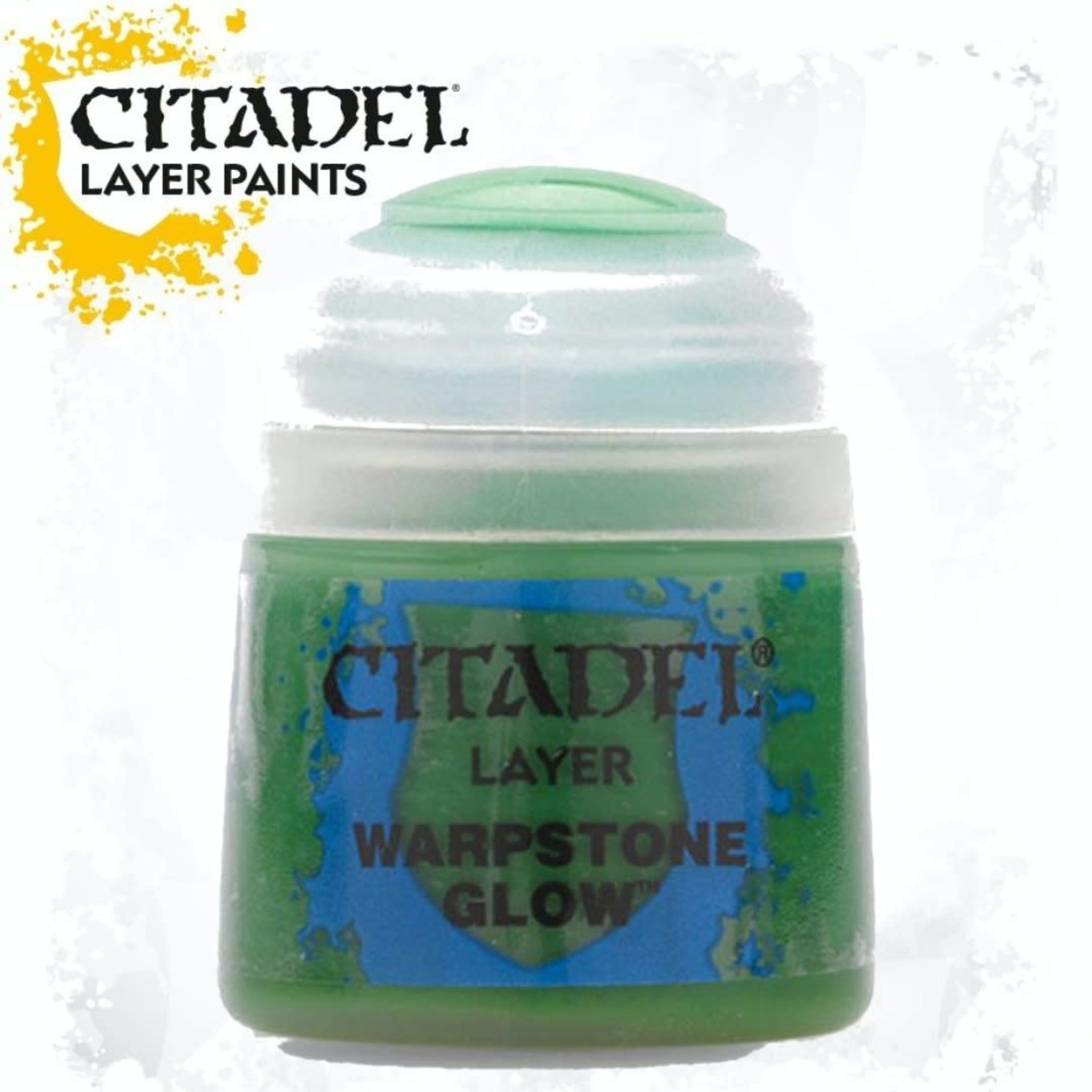 Citadel Citadel Paint - Layer: Warpstone Glow