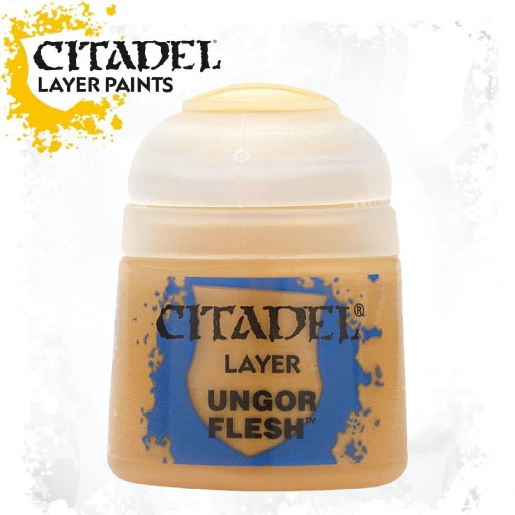 Citadel Citadel Paint - Layer: Ungor Flesh