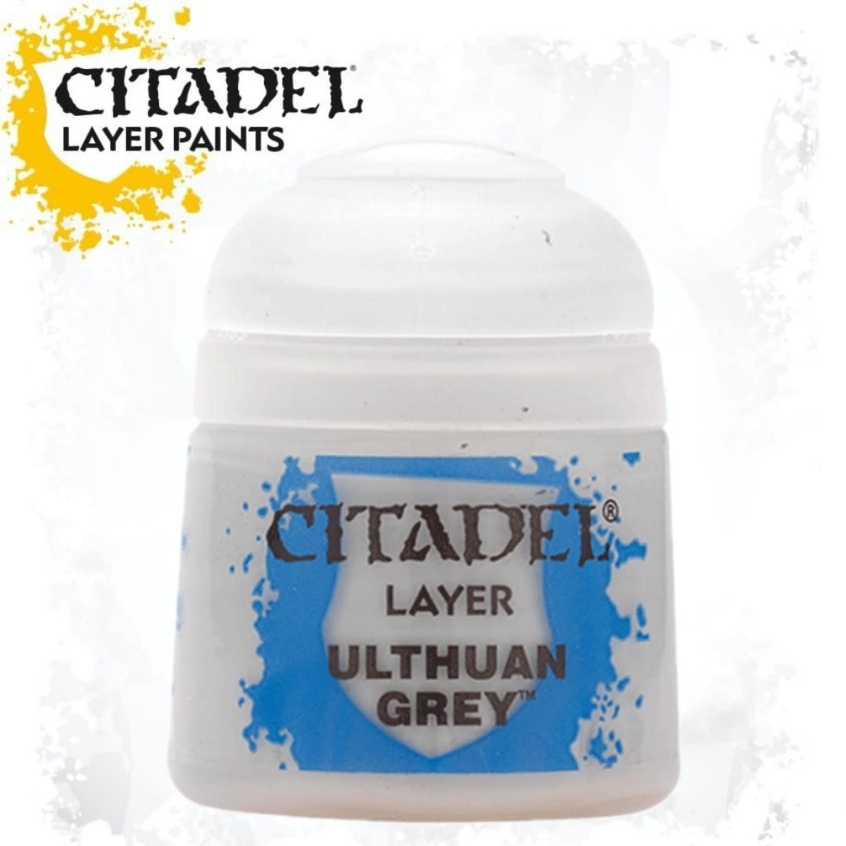 Citadel Citadel Paint - Layer: Ulthuan Grey