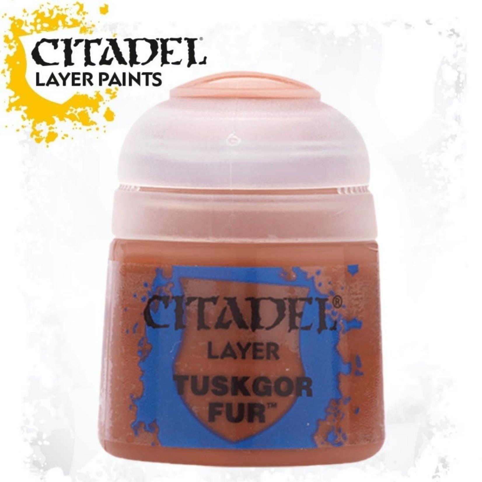 Citadel Citadel Paint - Layer: Tuskgor Fur