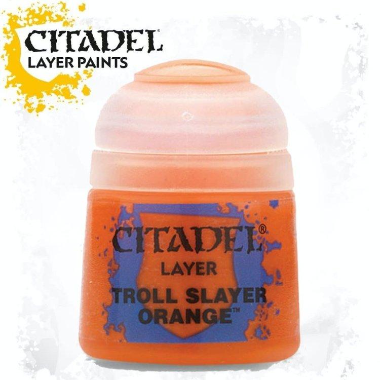 Citadel Citadel Paint - Layer: Troll Slayer Orange
