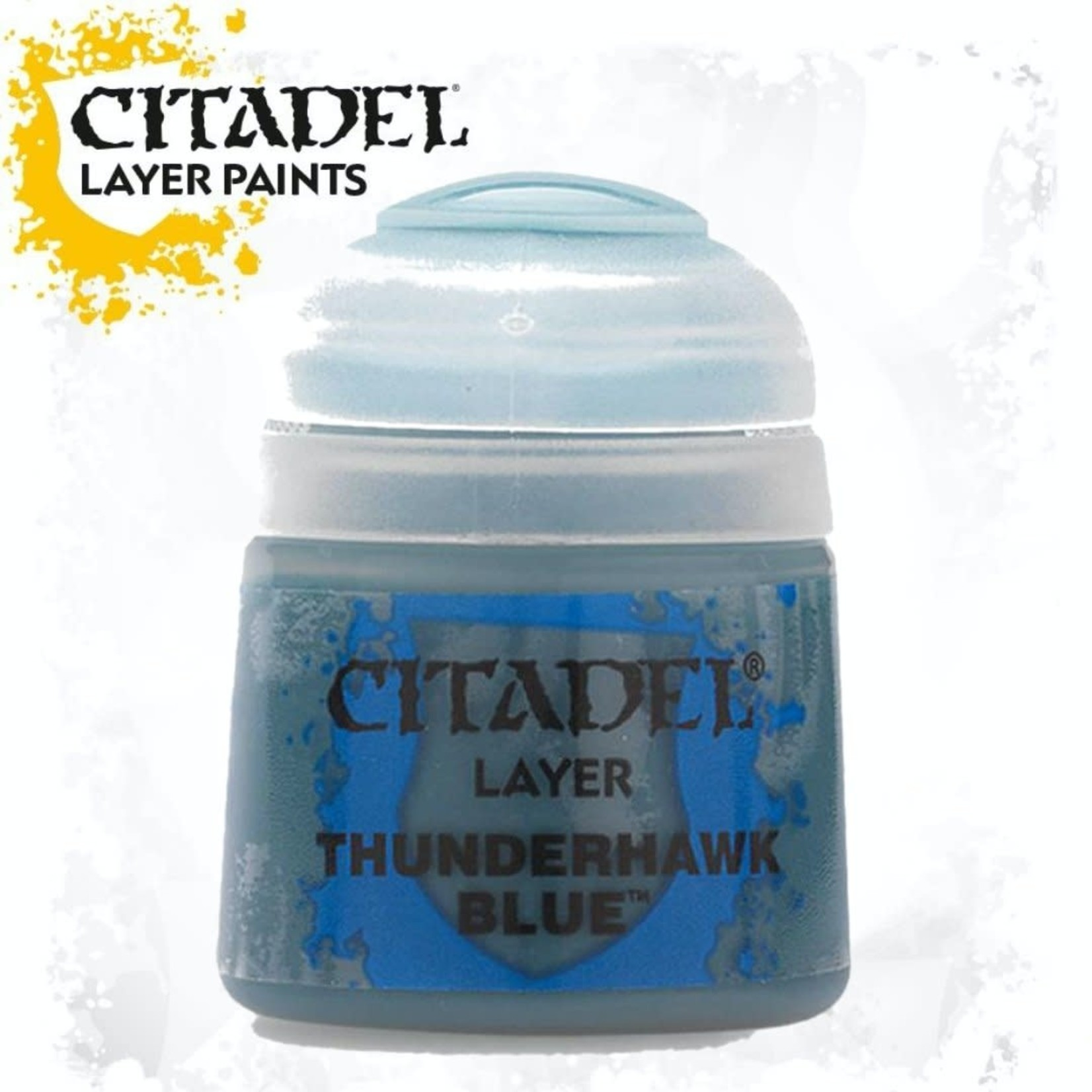 Citadel Citadel Paint - Layer: Thunderhawk Blue