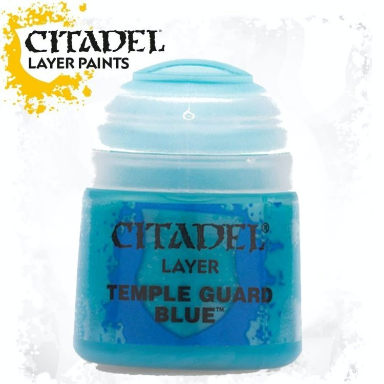 Citadel Citadel Paint - Layer: Temple Guard Blue