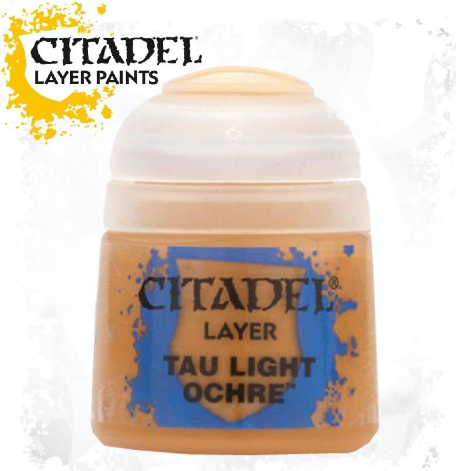 Citadel Citadel Paint - Layer: Tau Light Ochre