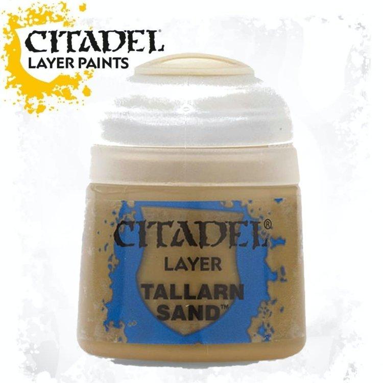 Citadel Citadel Paint - Layer: Tallarn Sand