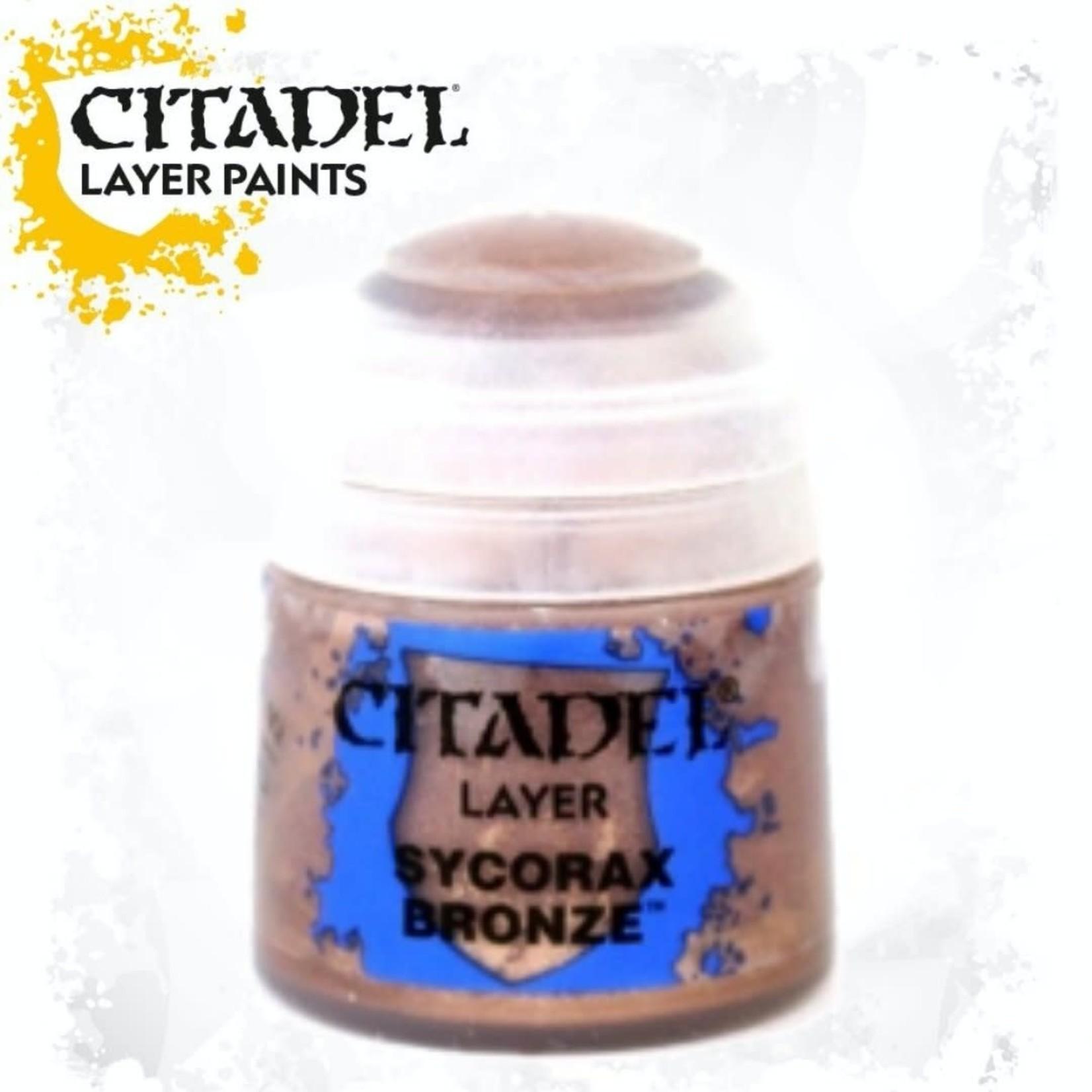 Citadel Citadel Paint - Layer: Sycorax Bronze