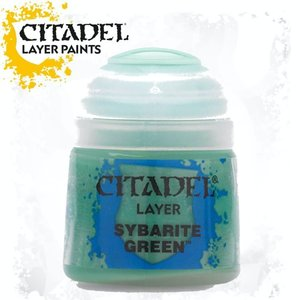 Citadel Citadel Paint - Layer: Sybarite Green