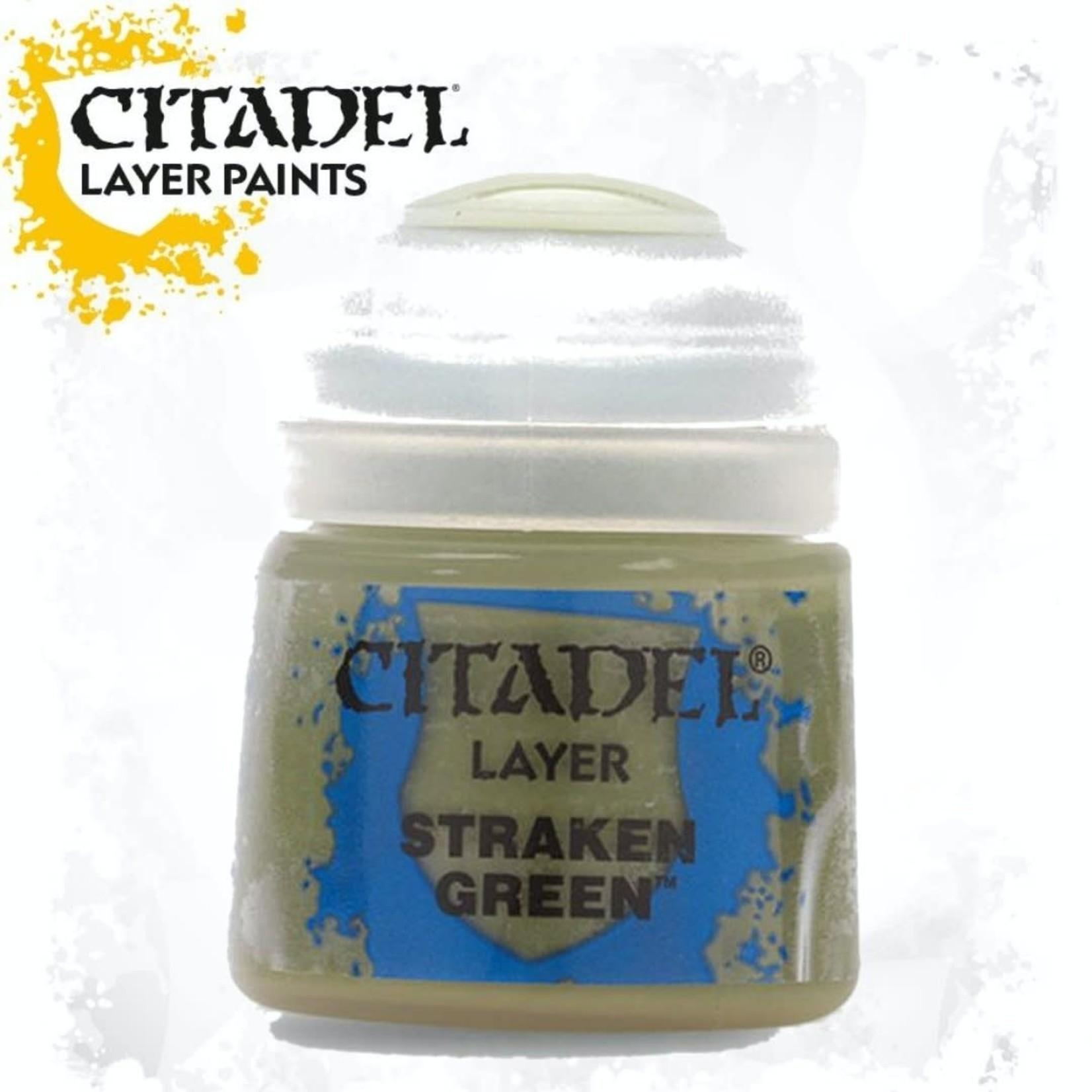 Citadel Citadel Paint - Layer: Straken Green