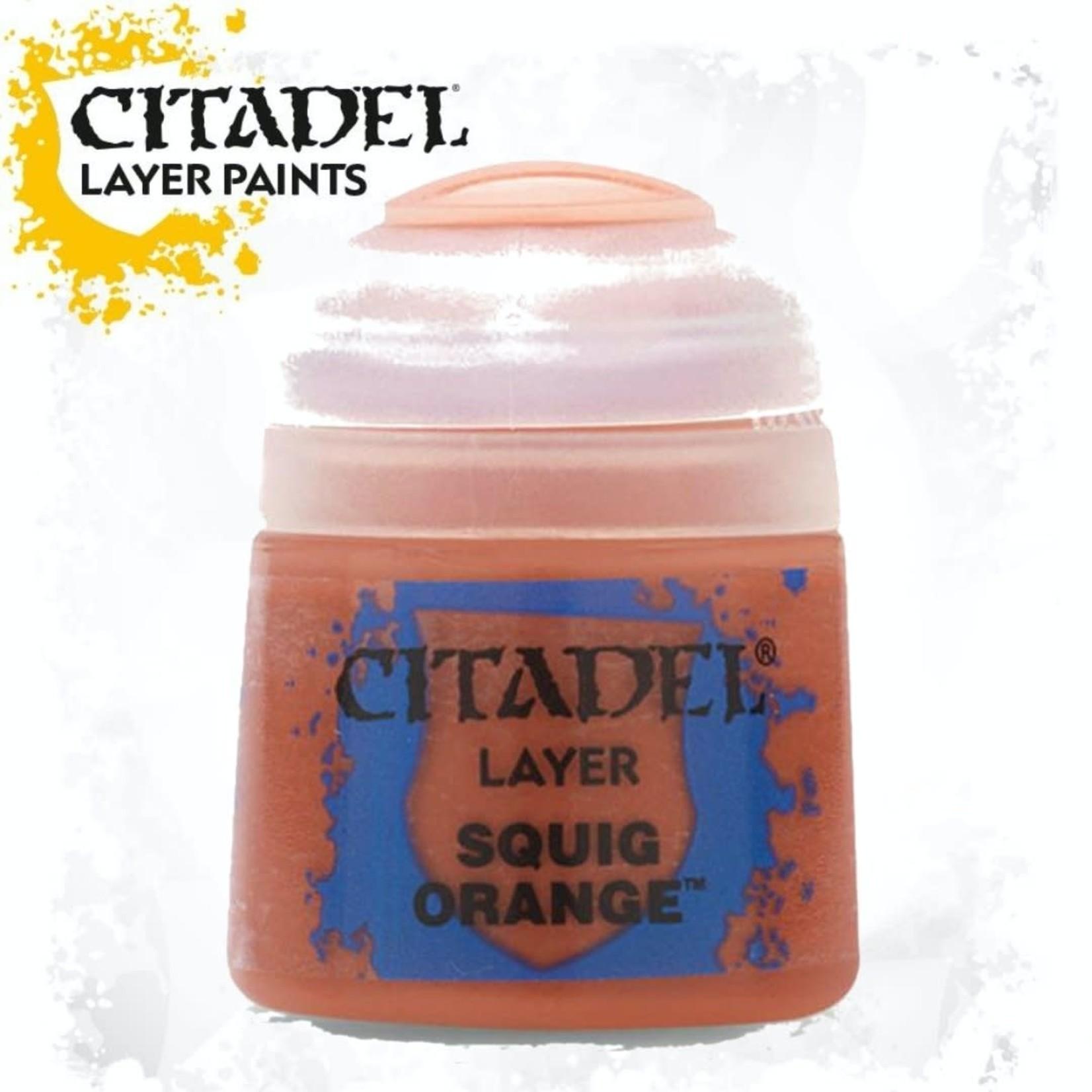 Citadel Citadel Paint - Layer: Squig Orange